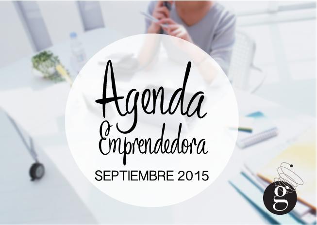 Agenda Emprendedora Septiembre